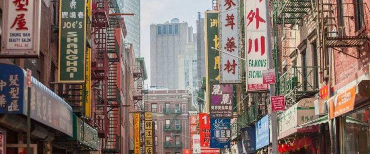 L'ennemi public numéro 1 du jeu en ligne en ballade à Chinatown