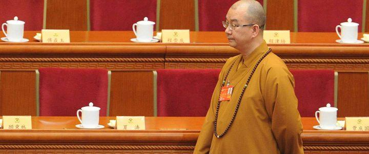 Les moines bouddhistes jouaient l'argent des donations ($875,000)